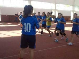 Echipa Şcolii Garabet Ibrăileanu