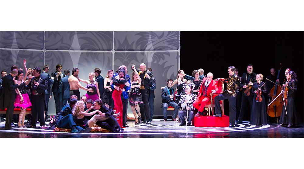 Rigoletto- evadare la operă