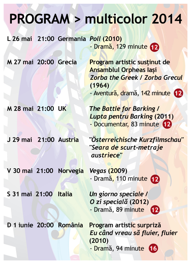 program multicolor 2014-03